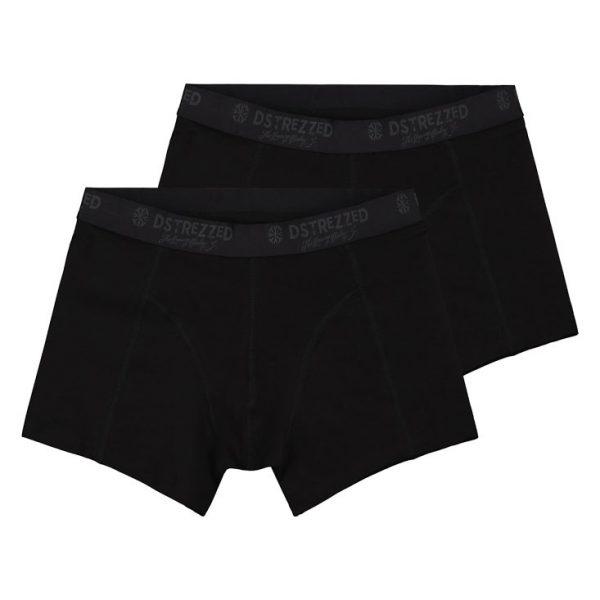 Pack de 2 caleçons homme noir en coton HOMME CHEZ BY MAME À MARSEILLE