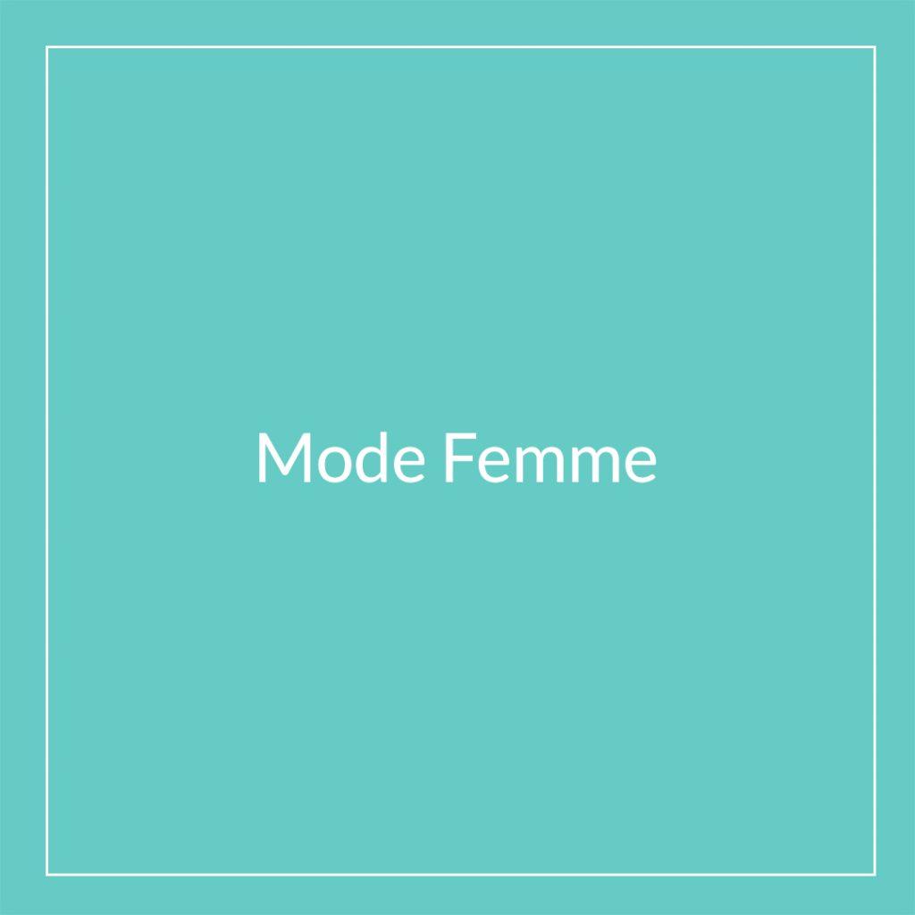 Mode femmes chez By Mamé