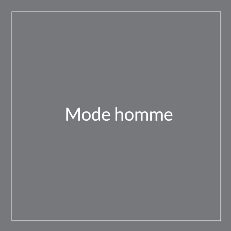 mode homme chez By Mamé à Marseille